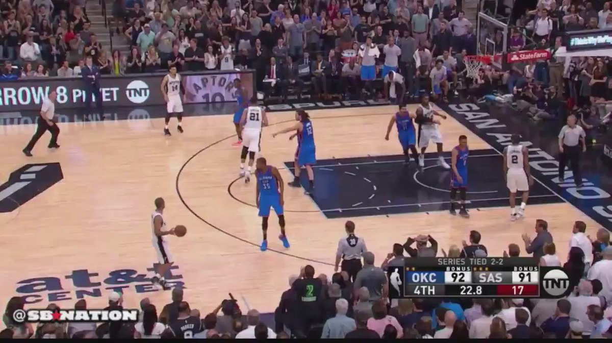 The best play Russell Westbrook made last night -- and it counted for nothing in the box score. https://t.co/qlkHXtnxNa