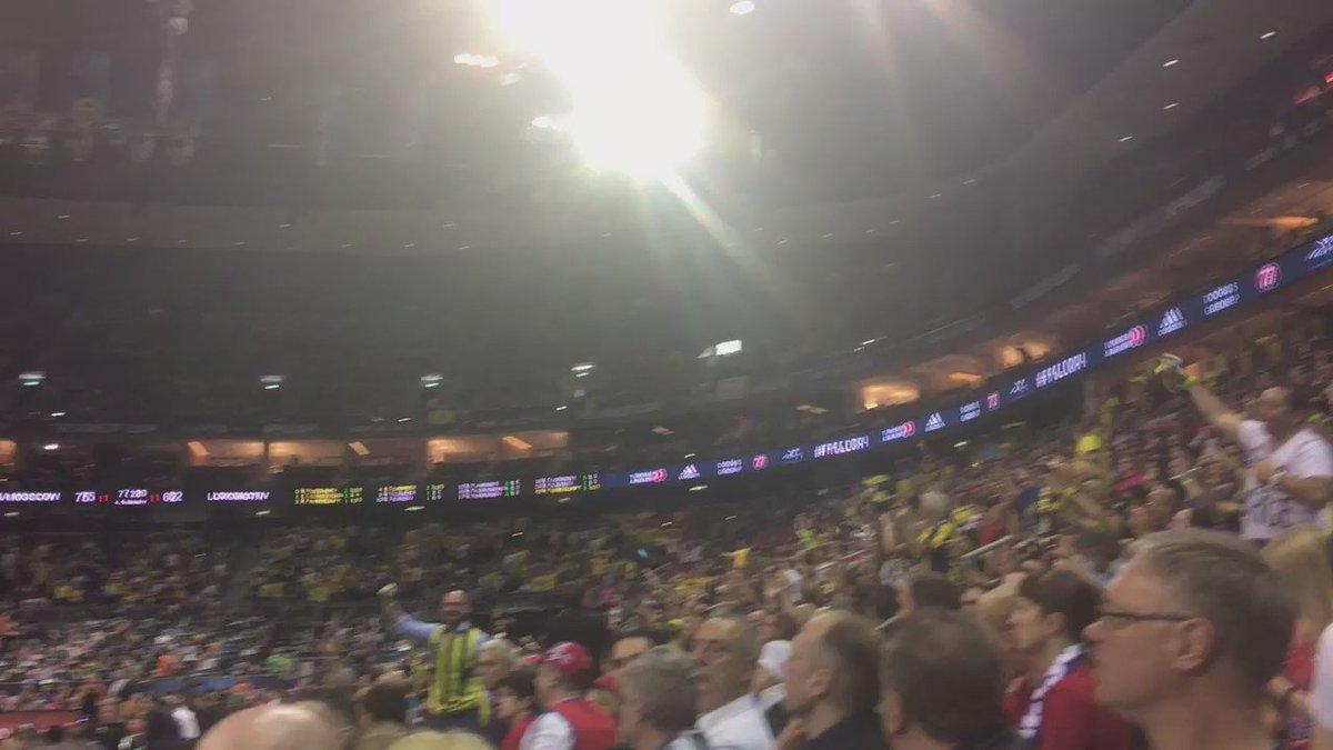 .@FBBasketbol's fans energy ‼️‼️ https://t.co/CRCipTPnkW