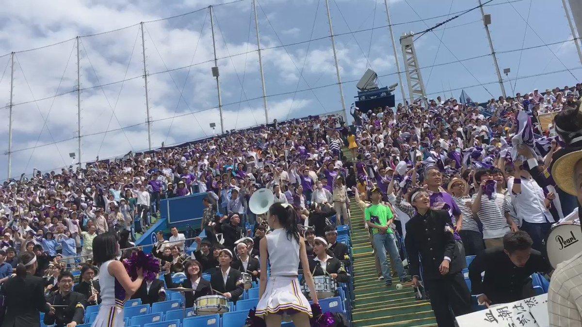 【試合結果⚾️】本日の対早稲田大学戦第1回戦は3-2で明治大学が勝利しました(*゚▽゚*)