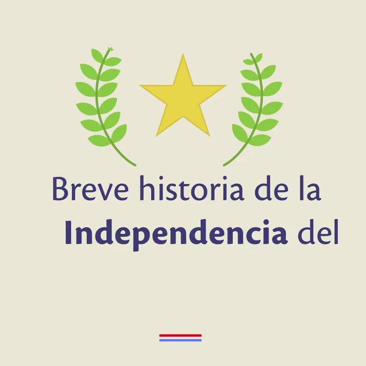 Conocé más sobre nuestra historia ¡Feliz día de la Independencia! https://t.co/FldwCIPbvl
