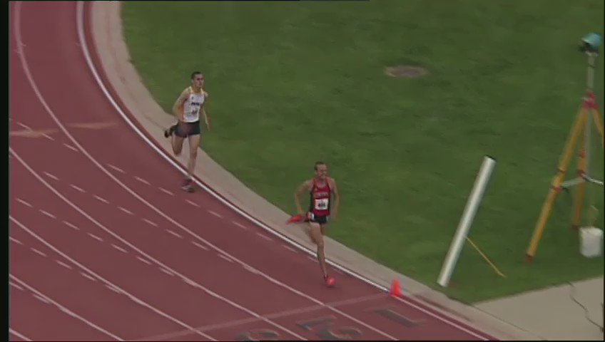 There's kicks...& then there's what Cory Glines did yesterday in the men's 10k @BigSkyConf @FloTrack.