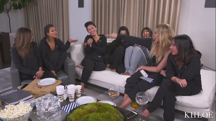 This girls night in is like no other, LOL! Watch us play 'Never Have I Ever' on my app! https://t.co/wkfbPXgZFQ https://t.co/1bicRkV43Z