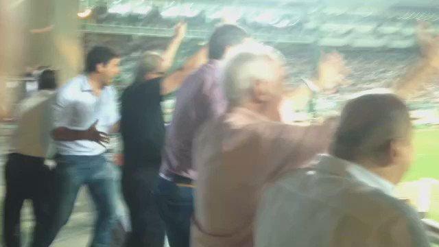 A falta de Pratto e o fim do jogo nas reações da diretoria do São Paulo no Independência: https://t.co/J8FhQ3xR82