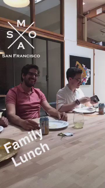 Buzz for Collective: https://t.co/lFwQ1tb2eJ - RT @UploadSF Family Lunch at The Collective  #UploadVR https://t.co/gZwbiSvlCL