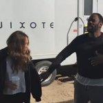 [VIDEO] Alycia with #FearTWD co-star Colman Domingo (via kingofbingo on instagram) https://t.co/PkrQXshtM0