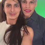 Face swapped, mind warped 😂😂😂 #Housefull3 madness continues during promotions!! @Asli_Jacqueline https://t.co/NCdpsVx8Vj