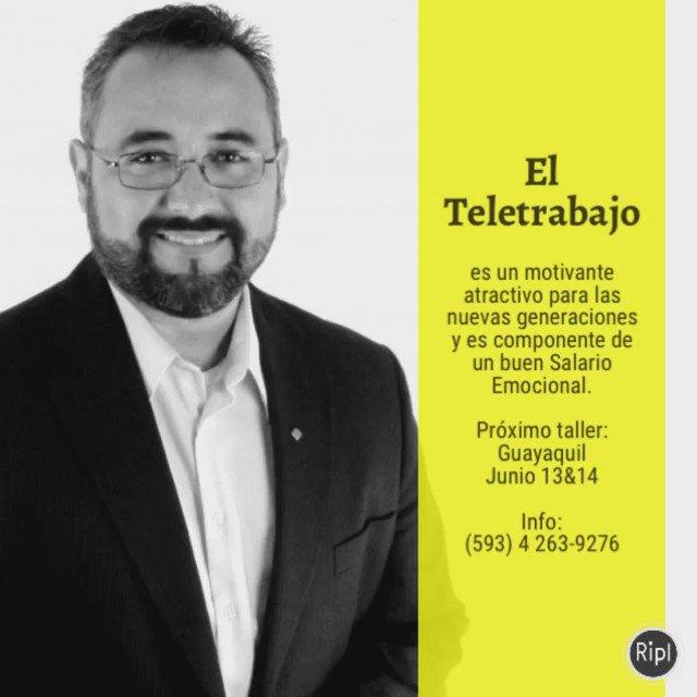 Gran Taller de Salario Emocional en #guayaquil click aquí https://t.co/MnauKixLZ9 @AR_ConsultingEC https://t.co/PUsJViWFQ5