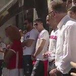 JAJAJA El Bayern celebrando el doblete cantando el verdadero país de su entrenador Guardiola no sabe dónde meterse https://t.co/7j1sJp7nQk