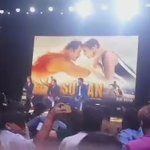 When BHAI mimicked BHAI; @BeingSalmanKhan recites his I Love You dialogue from #Sultan #PowerPackedSULTANTrailer https://t.co/U8wef21g1p