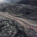 Story and more photos of new Kilauea lava flows https://t.co/mFdtmHb2xS https://t.co/um4astT14A