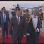 من #عُمان نبارك للأشقاء في المملكة الأردنية الهاشمية قيادة وشعبا بـ #عيد_الاستقلال70، دامت أفراحكم @OlaAlfares  🇴🇲🇯🇴 https://t.co/HAFnDsEhEa