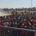 CIC @Julius_S_Malema now addressing at Mjindini Kakoper open ground, #Mbombela https://t.co/wre1idhBdR