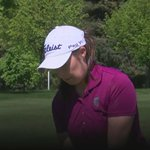Ive been to meet Huddersfields @RochelleMorris wholl play for GB & Ire in next months Curtis Cup @BBCLookNorth https://t.co/DVhHYelyTz