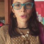 Magda Martínez, investigadora del @CentroMemoriaH y encargada de Informe sobre Violencia Sexual #NoEsHoraDeCallar https://t.co/PLz7XuoO2K