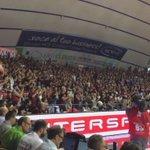 Il #Taliercio è una bolgia!!! #PlayOnReyer https://t.co/zSQkq7g8Sm
