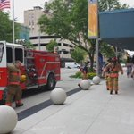 3 alarm hopscotching in @DowntownLincoln! Thx to @LincFireRescue for getting #LNK excited for #GiveToLincoln Day! https://t.co/mhkZII4ky2
