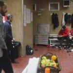 """Machín animava als seus jugadors després de lempat dahir: """"Mai sabrem quin serà el punt que ens dongui lobjectiu"""" https://t.co/YPAbcdY3h7"""