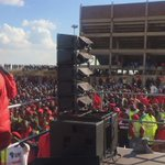 CIC @Julius_S_Malema now addressing the community meeting at #EMalahleni #VoteEFF https://t.co/FlvJqY8BQI
