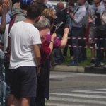 Il passaggio del @giroditalia in piazza Massaua a #Torino https://t.co/FQUwojAr8N