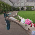 Stunning location @ucc for @Corks96FM  #HighHeelAppeal  Pls support these great Cork Cancer Charities #96fmradiothon https://t.co/EY1WOViCsm