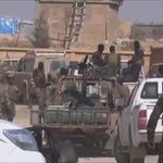 #Raqqa Footage of US Special Forces alongside YPG Special Forces on Northern Raqqa fronts against ISIS. via AFP https://t.co/0Y70iNhrMg