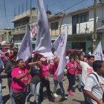 Brigada #YoAmoPuebla apoyando a nuestra próxima gobernadora @SoyBlancaAlcala @JulietaFMarquez @rgolmedo @PRIdePUEBLA https://t.co/192c8usEf5