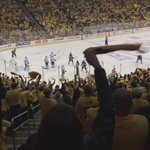 They are ROCKING in Pittsburgh right now! #StanleyCup https://t.co/naSllV26Nn