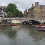 Great #timelapse video of #Punting in #Cambridge https://t.co/2L0Ncmd43q