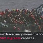 VIDEO: Europe or I Die! More Migrants Opt for the Death Route To Europe https://t.co/hsCxOygVl9