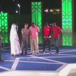 4 أشخاص يعلنون إسلامهم بعد محاضرة د.ذاكر نايك في #كتارا .. #قطر https://t.co/nUYUWZxbwp