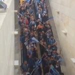 Adana Demirspor taraftarları, playoff finalinin yapılacağı Torku Arenaya yürüyor. https://t.co/cfeue7xeJM