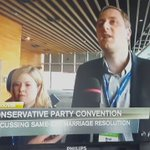 .@MichelleRempels face as Brad Trost compares marriage equality to economic socialism... #cdnpoli #cpc16 https://t.co/XX1RwRimgJ
