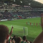 Will Griggs introduced to Windsor Park 🔥🔥🔥 https://t.co/mnX0Ao3we5