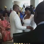 Congratulations Mr and Mrs Demuren @ToolzO @CaptDemuren We wish you a blessed and a happy home. ???????????? https://t.co/2A8brcZGzt