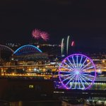 Heres a timelapse video of @Mariners post game #Fireworks show from last night. #Seattle #SeattleMariners https://t.co/5LcpyIbTPM
