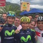 .@estecharu parcero! Desde Boyacá nuestro saludo! Somos Colombia @giroditalia https://t.co/4asJvQ0MMW