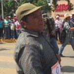 #Almomento Teojomulco con machetes en mano en apoyo a la CNTE https://t.co/zCIdPyJium