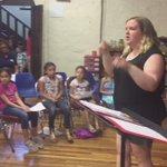 Youth #choir training day @SAWhitePlains #salvationarmy w/ guest @rachpower #music https://t.co/zYhrxBZGMA