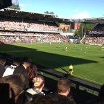 Molde ble pissa på både utpå banen og på tribunen!  #svartogkvittgull #rosenborg #hatemoldeby #kjernen https://t.co/xRC2vtCoeN