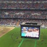 Tremeu o Santiago Bernabéu na hora do gol de Sérgio Ramos! https://t.co/vT82FD4BZZ