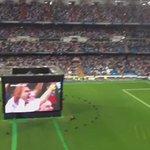 جماهير ريال مدريد في ملعب السانتياغو برنابيو لحظة تسجيل راموس للهدف الأول في النهائي https://t.co/wlCDQrIUgz