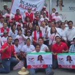 ¡Toda la fuerza y entusiasmo del @MT_Nacional respaldando el proyecto de @SoyBlancaAlcala! @MFBeltrones https://t.co/Hwh48rPkOR
