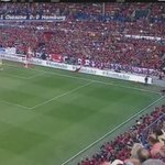 Goooool de Osasuna en la #Champions https://t.co/y7UrrDN8j2