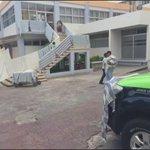 Trabajadores hospital Aurelio Valvidieso ponen a secar las sabanas a la calle, ante la falta de una secadora #Oaxaca https://t.co/52XPmm29mW