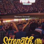 Meanwhile, back on #WarriorsGround... https://t.co/Jm00NisFQs