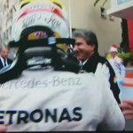 As expected, the first person to congratulate Lewis Hamilton on his #MonacoGP win was...Justin Bieber? https://t.co/23HkRTsaeP