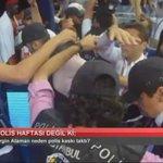Obradovice gelen bir ayrandan bahsediyoruz. Peki Ergin Ataman Ülker Arenada neden polis şapkası taktı? https://t.co/CGjraPmhq7