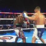 BOOM: Tony Bellew wins the WBC Cruiserweight title with a 3rd round knockout of Makabu #BellewMakabu https://t.co/JMlHfPB2pR