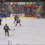 WATCH THIS: @GoLondonKnights take lead and @HuskiesRn respond right away. 1-1 after 40 minutes #MCMemorialCup https://t.co/wGbSToXbQq