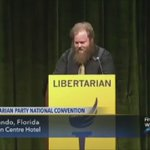 Thanks, Libertarian Party. You keep being you https://t.co/j3mepWqYeZ